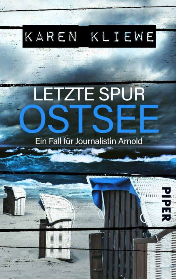 Karen Kliewe – Letzte Spur Ostsee