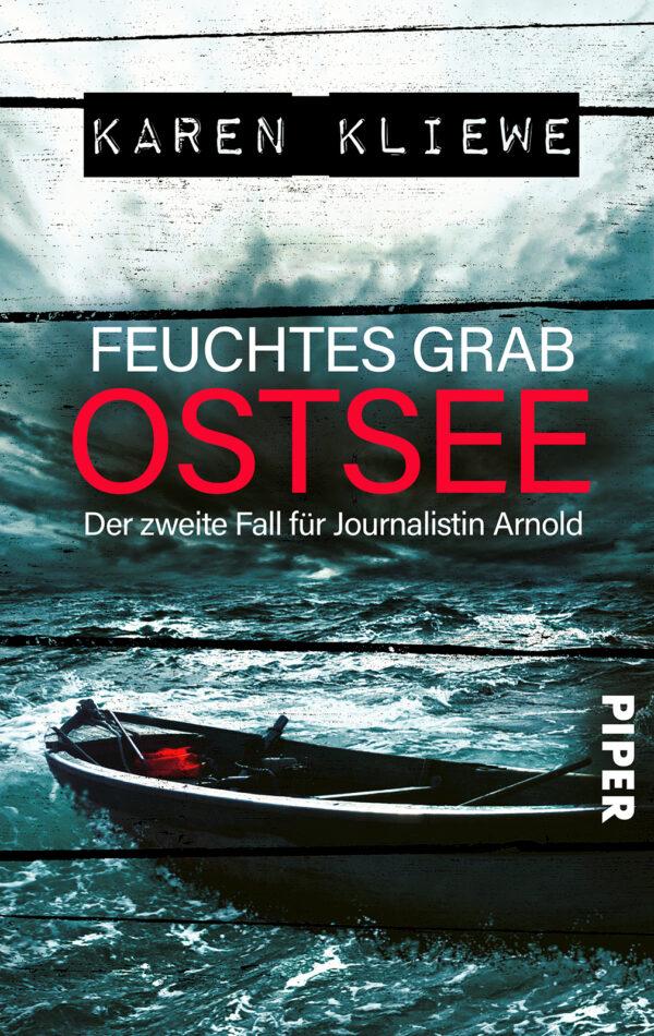 Feuchtes Grab Ostsee – Autorin Karen Kliewe